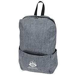 Charleston Heathered Backpack