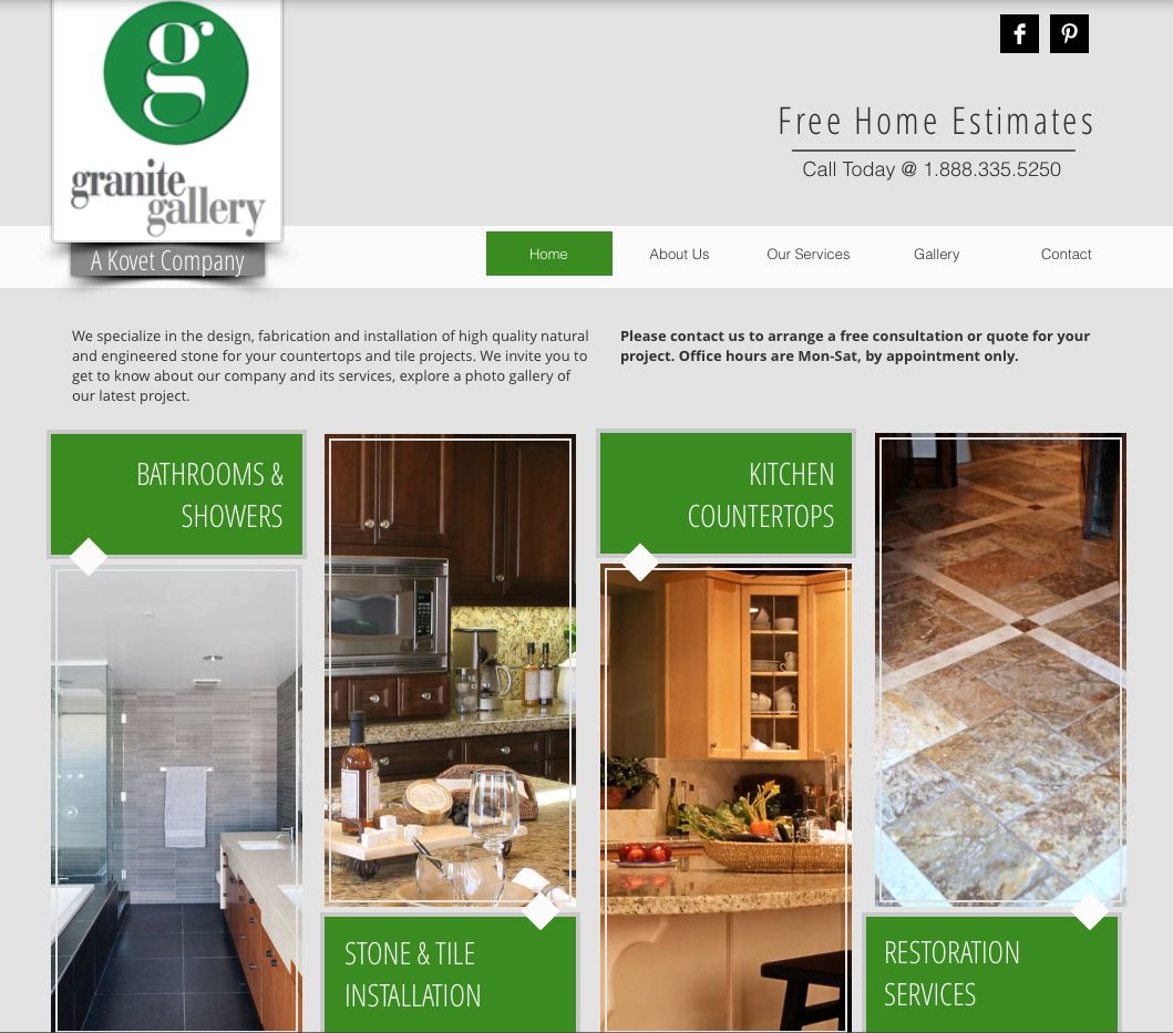 granite gallery-kovet-website