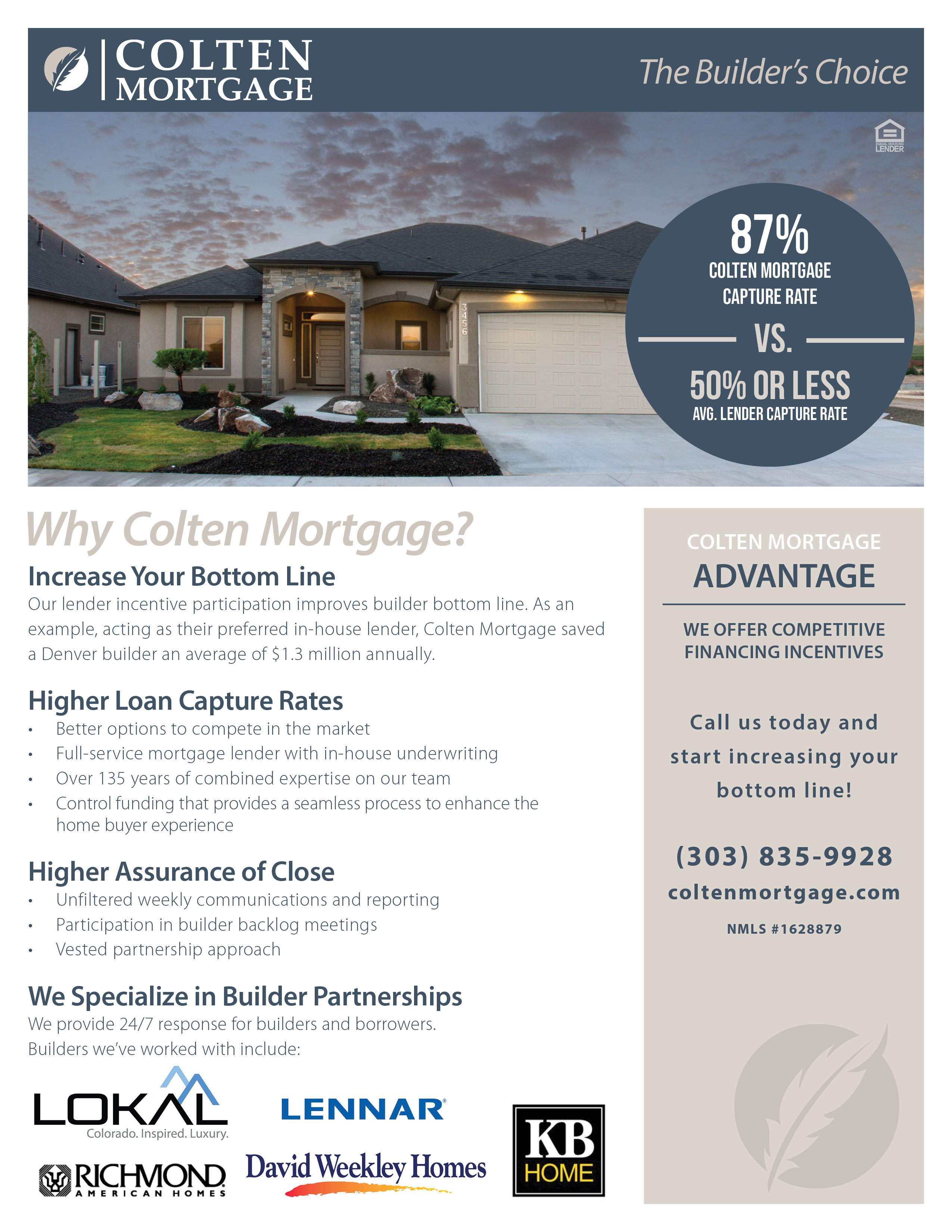 Colten Builder Flyer