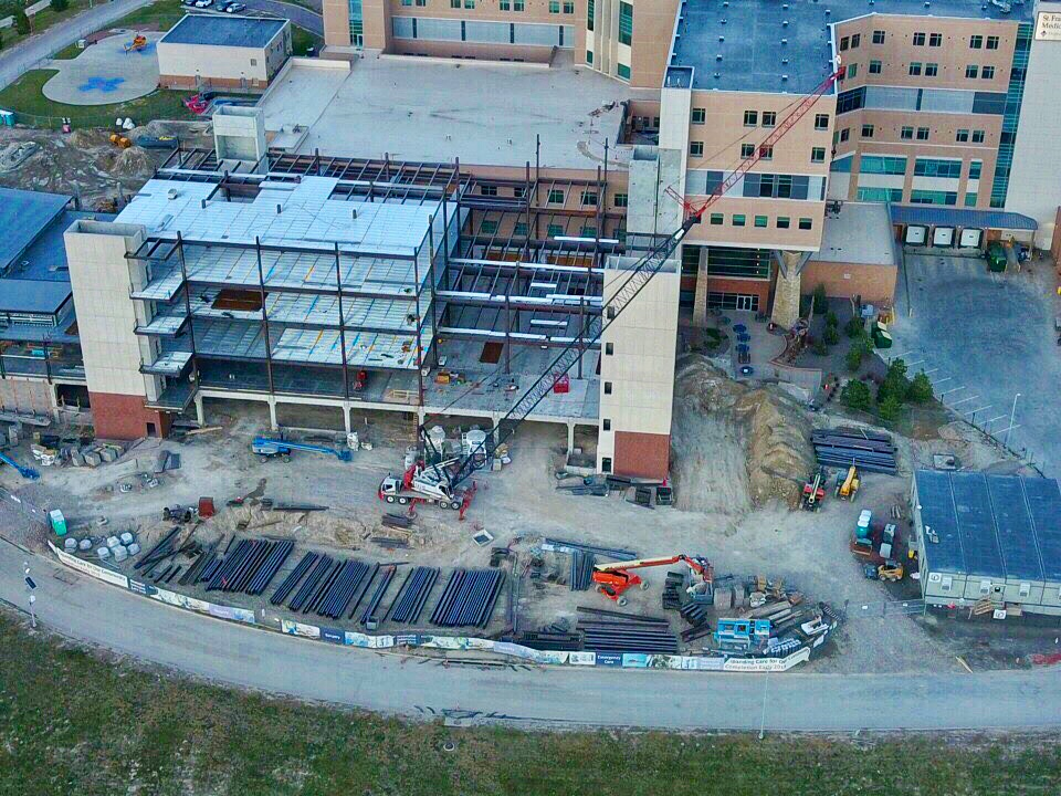 St Francis Medical Ctr COS aerial img 8_10.20.17