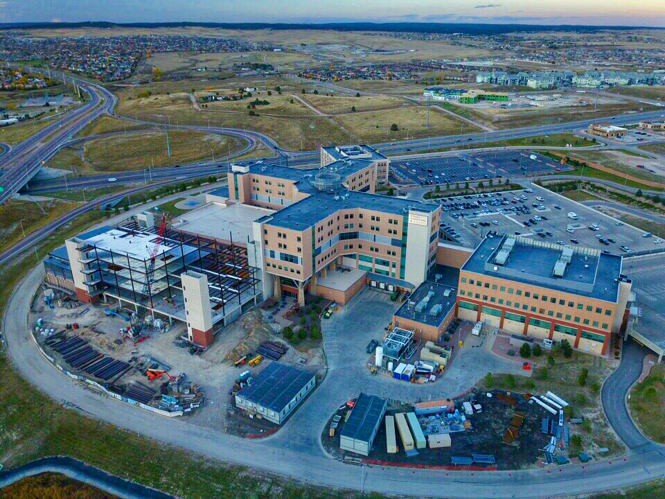 St Francis Medical Ctr COS aerial img 5_10.20.17