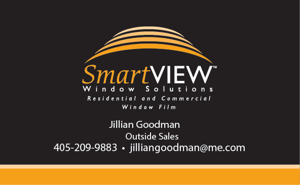 Smartview Business Card-front