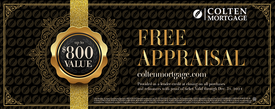 Free Appraisal Ticket-Golden Ticket-3x7.