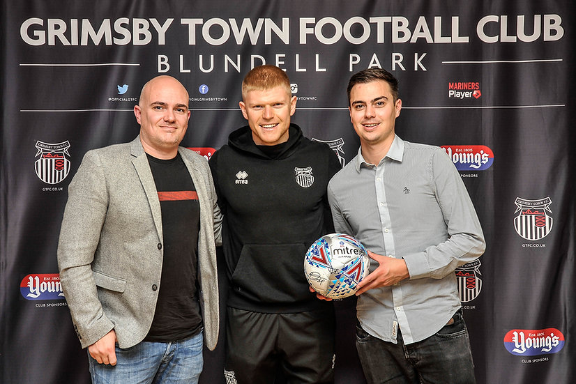 2019/20 Match Ball Sponsorship