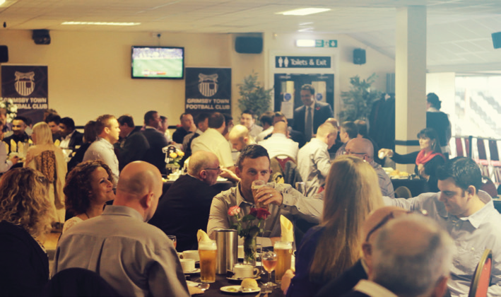Executive Match Day Hospitality Package