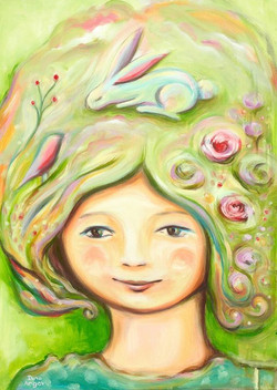 25-christmas-sale-hare-in-her-hair-girl