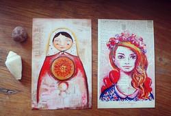 New postcards arrived _)