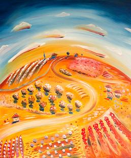 Dina Argov folk painting PRINT (1).jpg