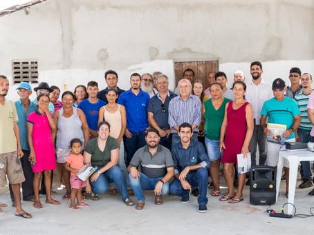 DHF Consultoria discute Projeto de Saneamento Básico Rural em Penedo (AL)