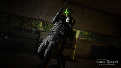 Ghost Recon Breakpoint - Deep State (Splinter Cell)