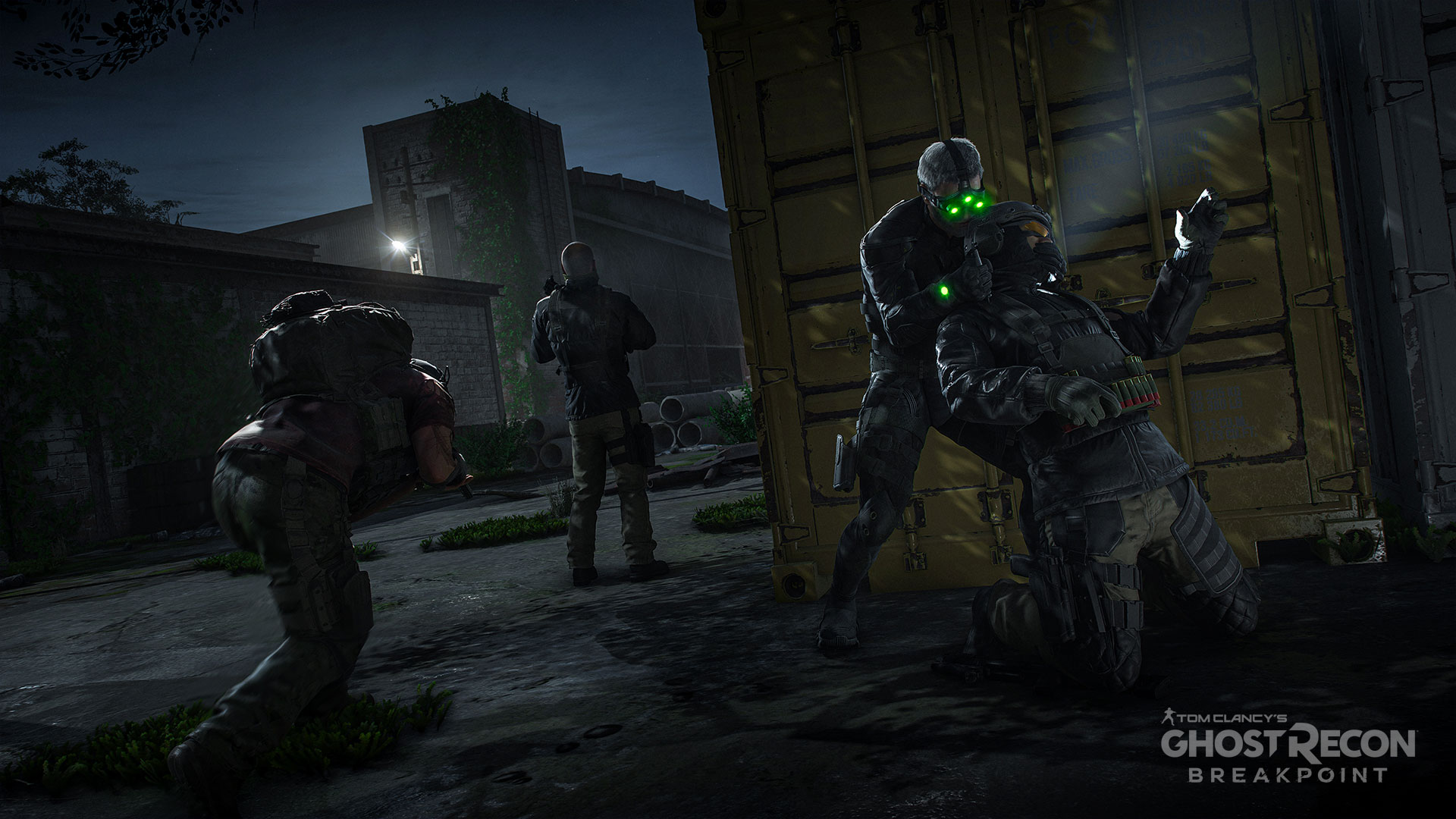 Ghost Recon Breakpoint - Deep State (Splinter Cell)