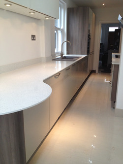 Fitted kitchen Clarendon Park Leicester