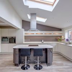 Modern Kitchen - Allestree