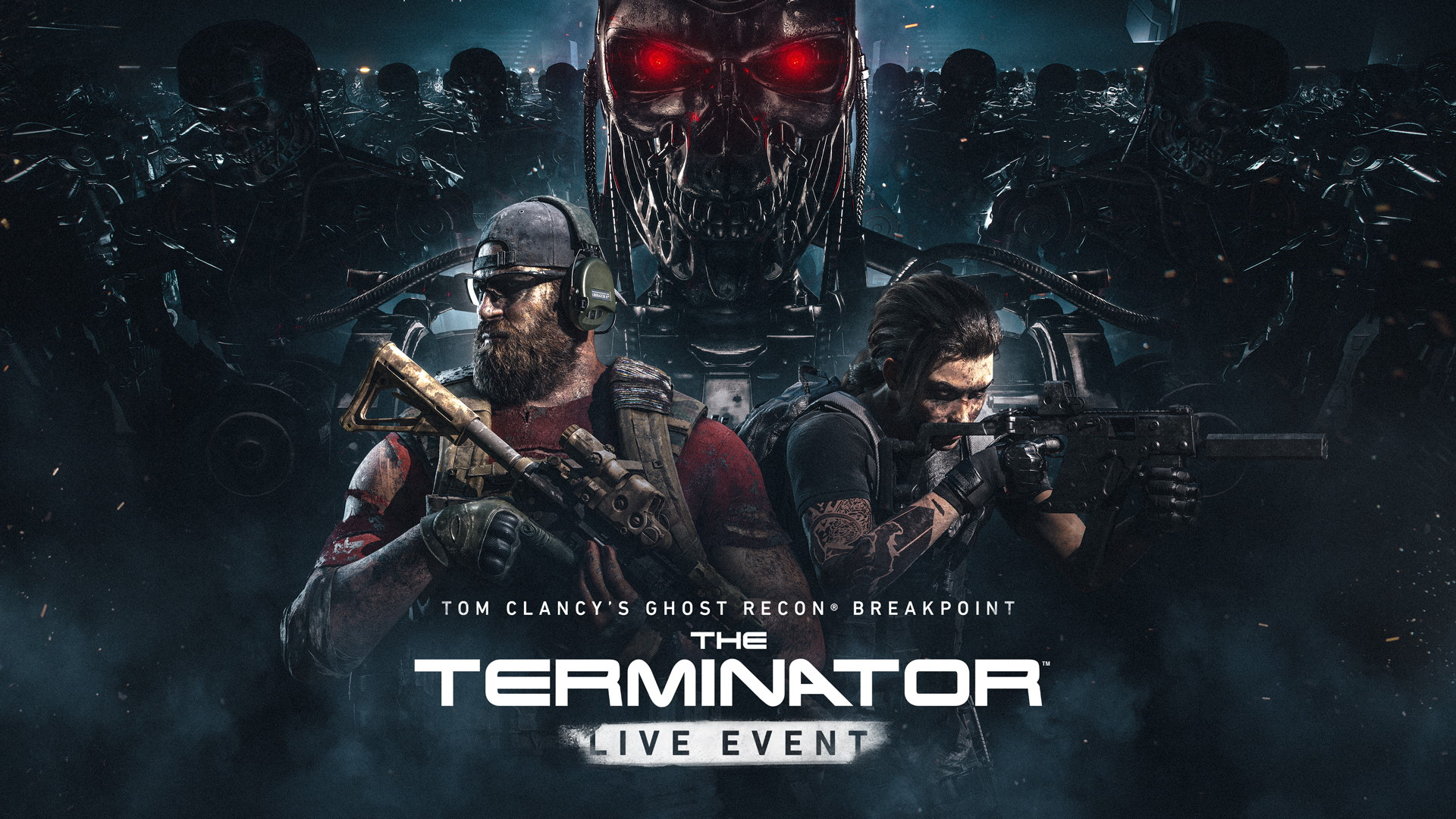Ghost Recon Breakpoint - Terminator Live Event