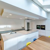 kitchen in Chaddesden