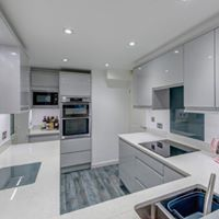 Kitchen in Allestree