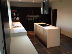 Kitchen fit - Tutbury