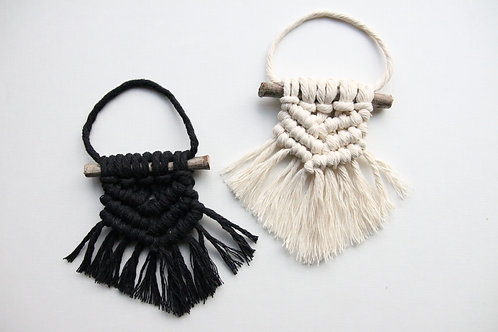 Fringe Ornaments