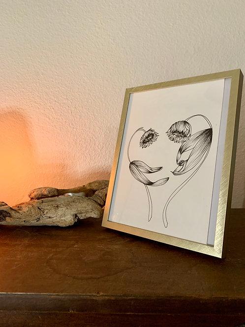 Love (Original Physical Drawing)