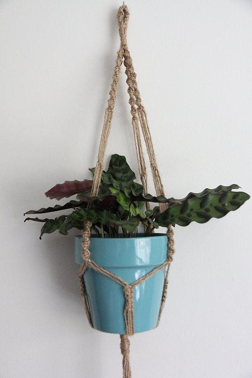 Jute Macrame Plant Hanger