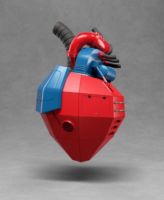Unser Herz pumpt für Sie