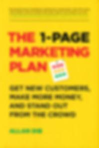 The 1-Page Marketing Plan_Allan Dib_lowr