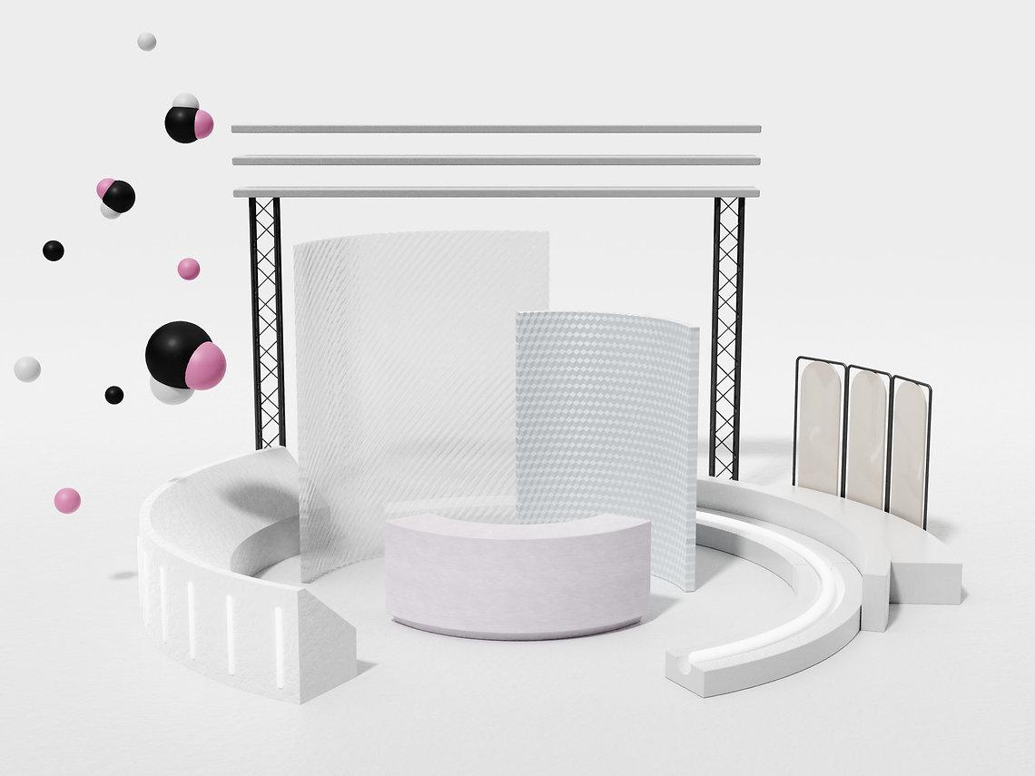 messestand-abstrakt-minimalistisch-keyvisual-geometrisch