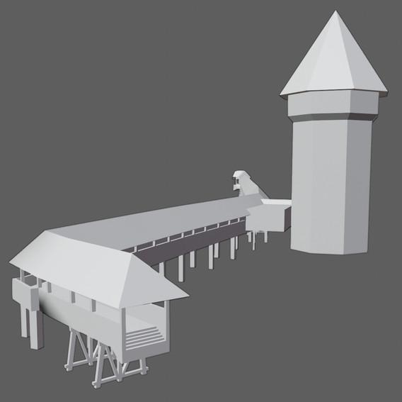 Kapelbruecke-blank-3D-modell-luzern-spac