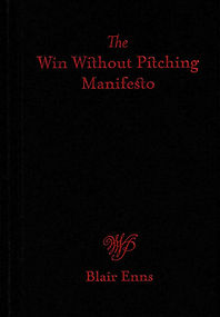 The win without Pitching Manifesto_Blair