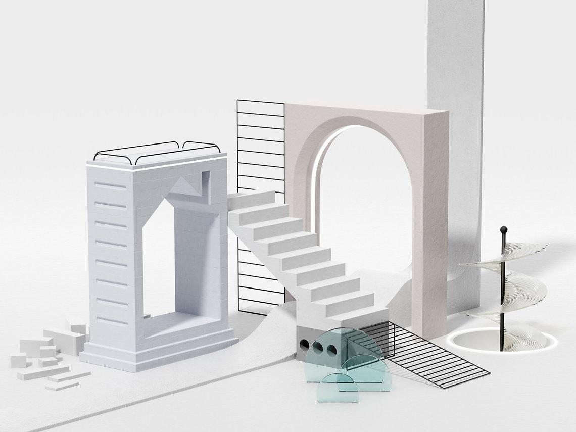 signaletik-abstrakt-minimalistisch-keyvisual-geometrisch