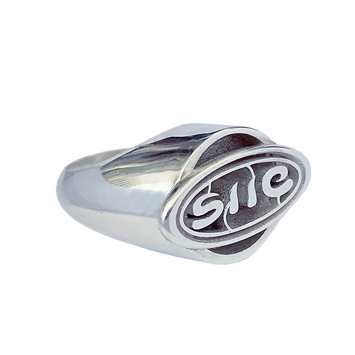 SIIE SILVER RING