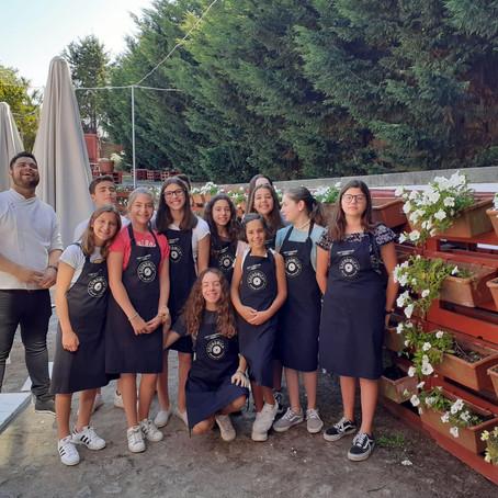 Workshop de Cozinha para Teenagers