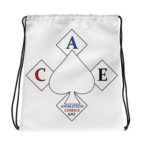 A.C.E. Logo Drawstring bag