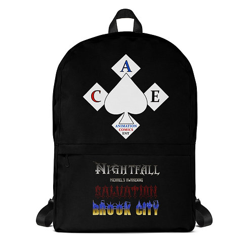 """ACE"" Backpack"
