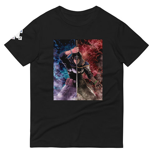 """""""Duality"""" Unisex Short-Sleeve T-Shirt"""
