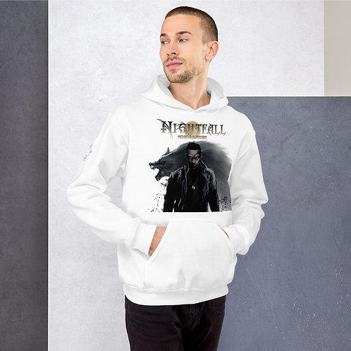 """""""Nightfall: Michael's Awakening"""" Unisex Hoodie"""