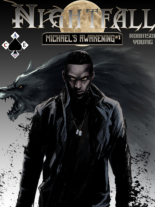 Nightfall: Michael's Awaking Issue#1