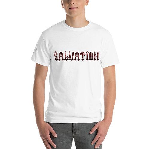 """""""Salvation"""" Banner Short Sleeve T-Shirt"""
