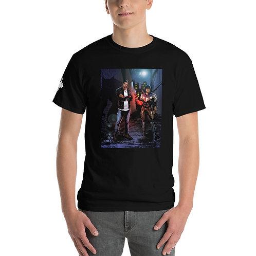 """Vash & Vahn"" Men's Short Sleeve T-Shirt"