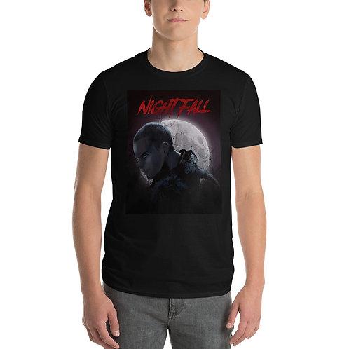 """""""Nightfall""""Short-Sleeve T-Shirt"""