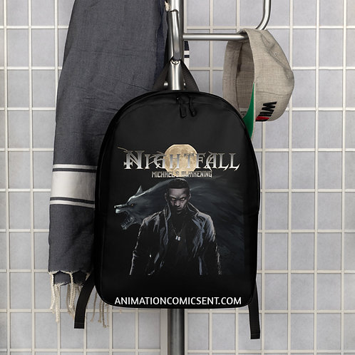 """Nightfall: Michael's Awakening"" Backpack"
