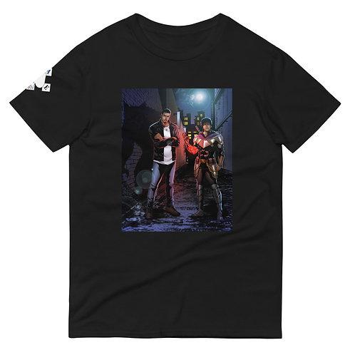 """""""Vash & Vahn"""" Unisex Short-Sleeve T-Shirt"""