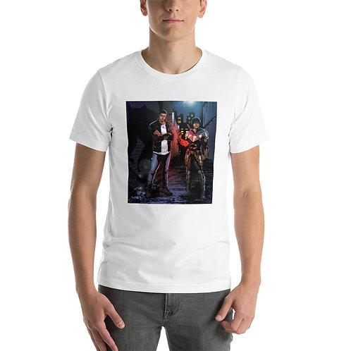 """Vash & Vahn Colored"" Unisex T-Shirt"