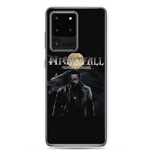 "Nightfall: Michael's Awakening"" Samsung Case"