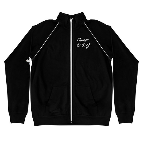 DR Custom Piped Fleece Jacket