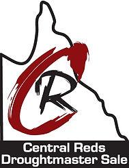 Central Reds bull sale logo