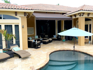 RECOVER OR RE-FAB A RETRACTABLE AWNING - (WHAT TO EXPECT)?