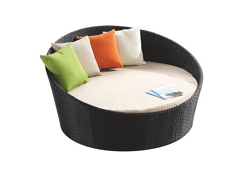 Round Daybed No Canopy 63""