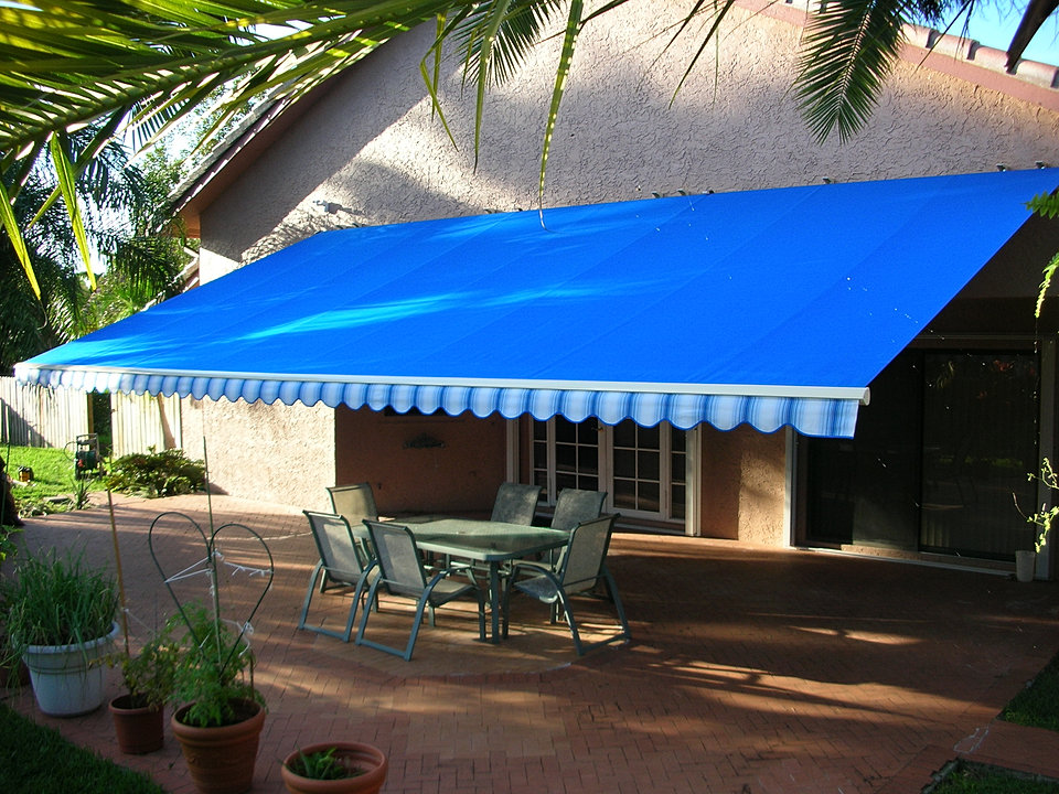 Solarus Retractable Awning Photos