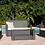 Thumbnail: Ibbiza Sofa Set